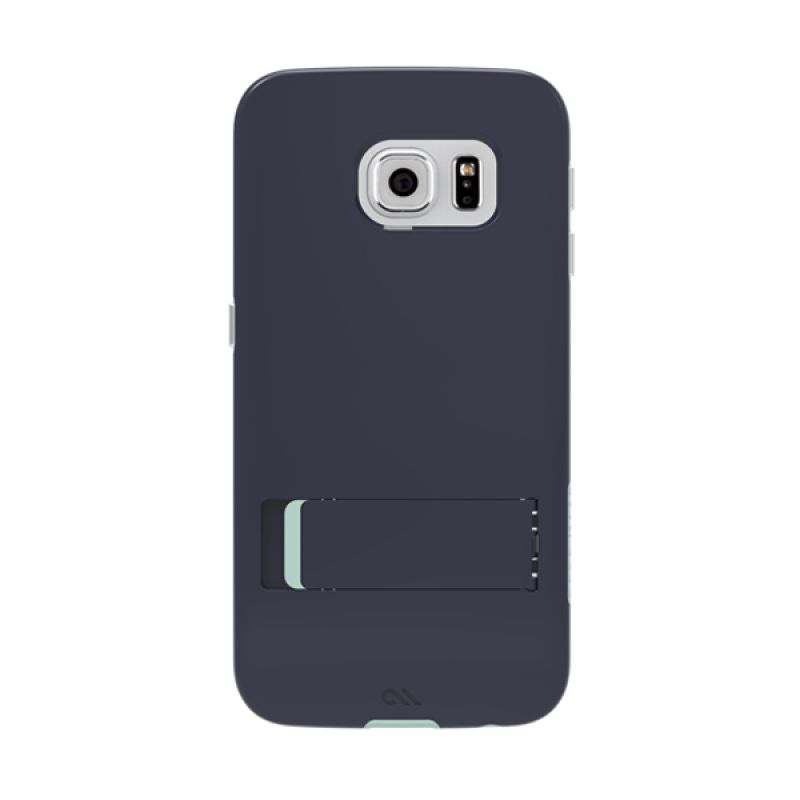 Casemate Tough Stand Navy Blue Casing for Samsung Galaxy S6 Edge