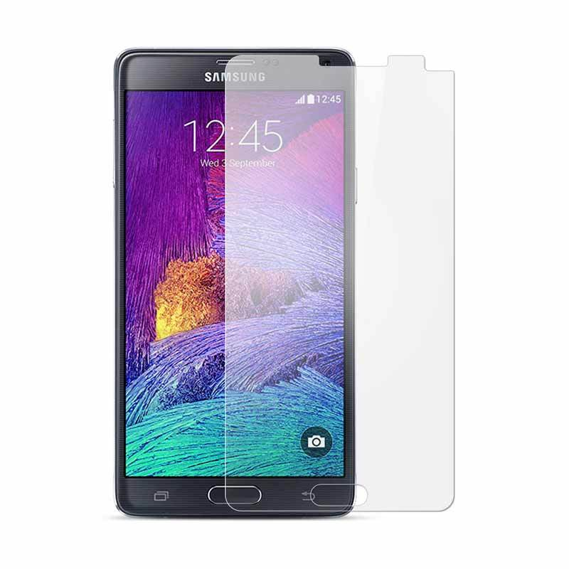 Imak Anti Gores For Samsung Galaxy Note 4 Screen Protector