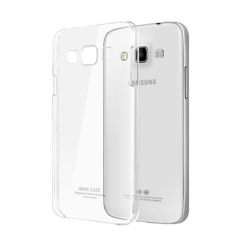 Imak Bening Hard Case Casing for Samsung Galaxy A3