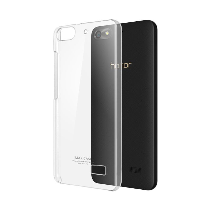 Imak Premium Clear Hard Case Casing for Huawei Honor 4C