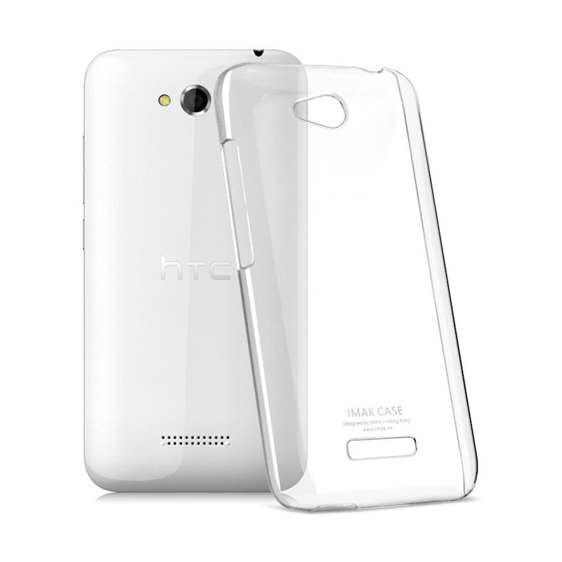 Imak HTC Desire 616 Hardcase Bening