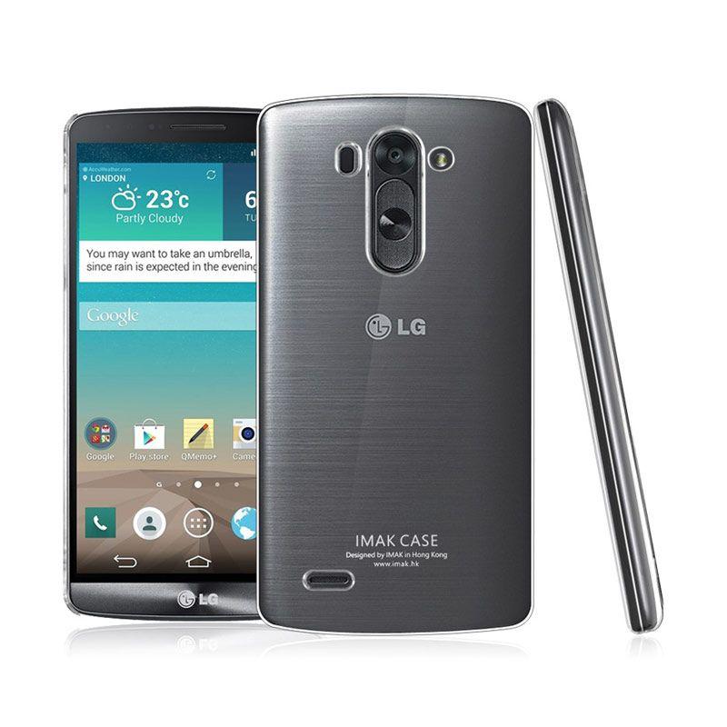 Imak LG G3 Mini Hardcase Bening Casing