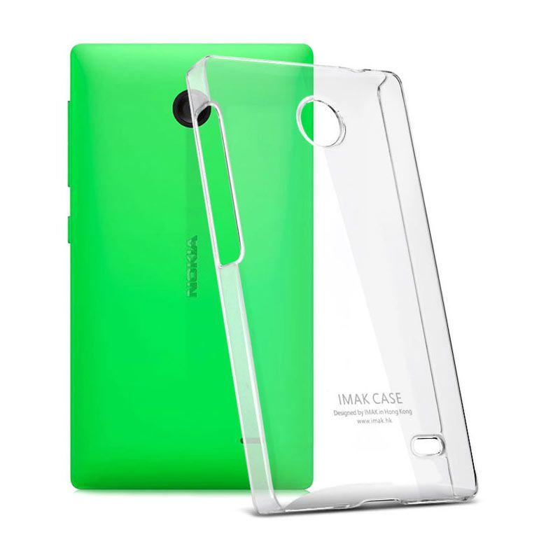 Imak Nokia X Hardcase Bening