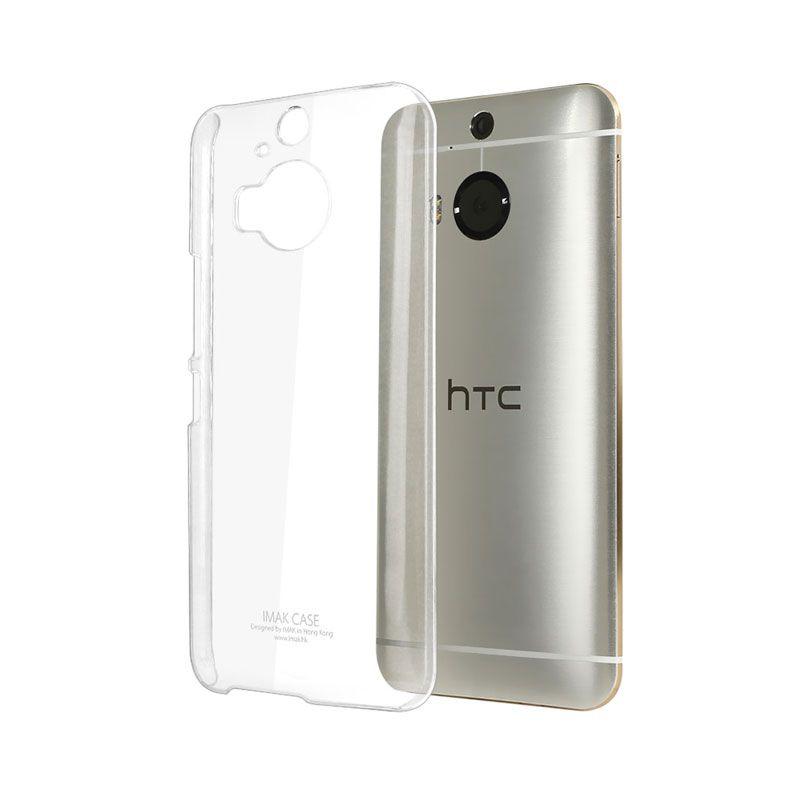 Imak Premium Bening Hard case Casing for HTC One M9 Plus