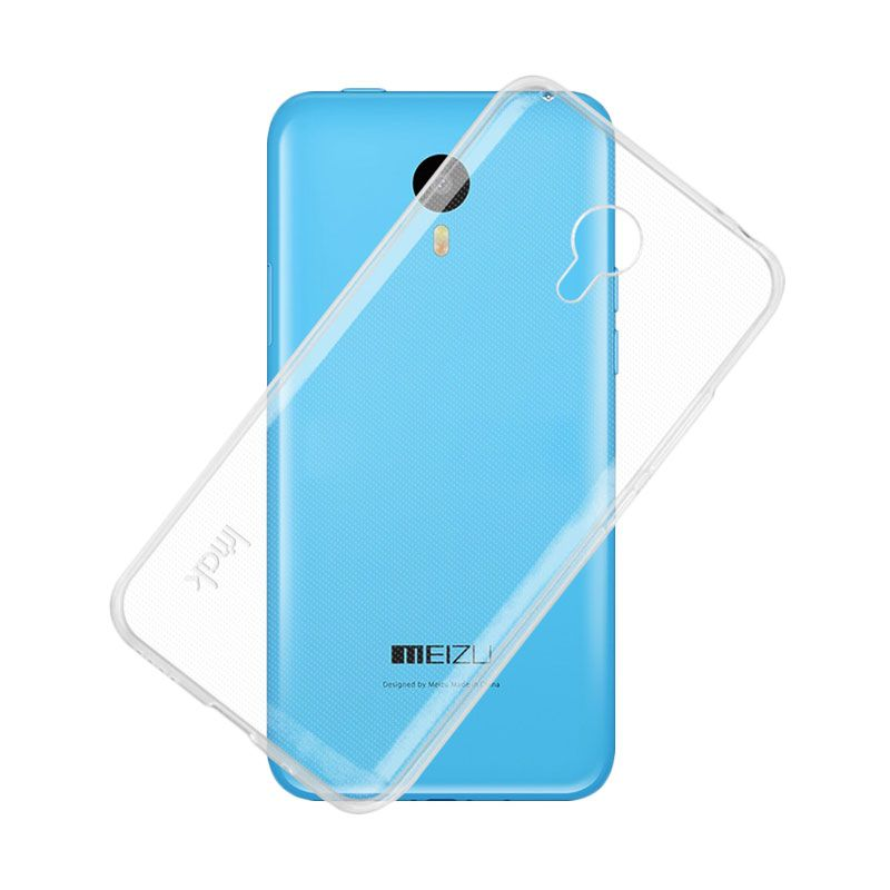 Imak Softcase Clear Casing For Meizu M Note 2