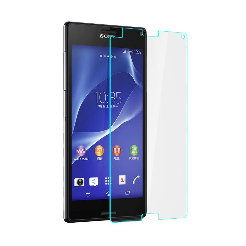 Imak Tempered Glass For Sony Z3 Compact Screen Protector