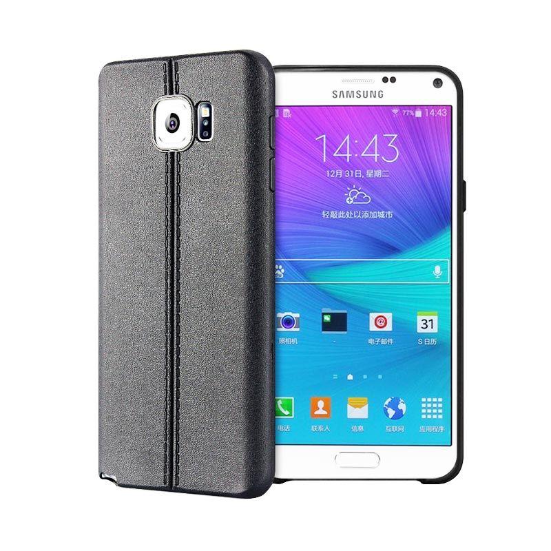 Imak Vega Black Casing for Galaxy Note 5