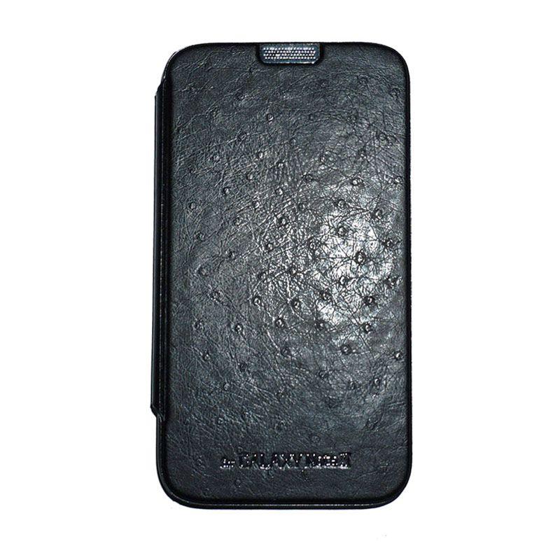 Mercury Fantastic Black Casing for Galaxy Note 2
