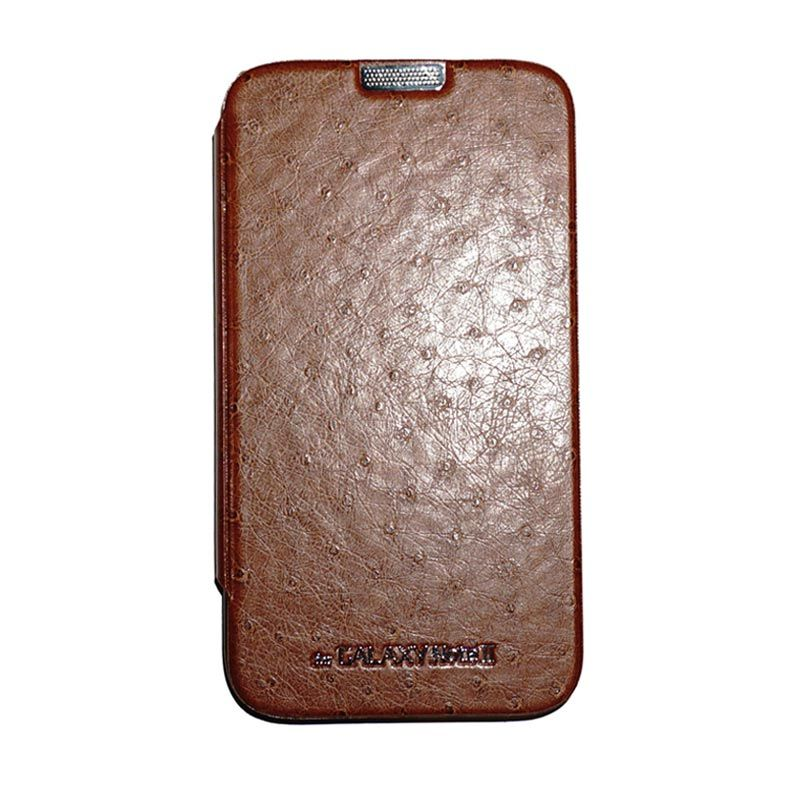 Mercury Fantastic Brown Casing for Galaxy Note 2