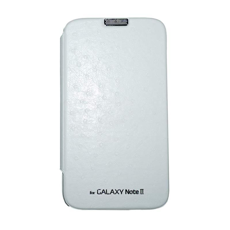 Mercury Fantastic White Casing for Galaxy Note 2