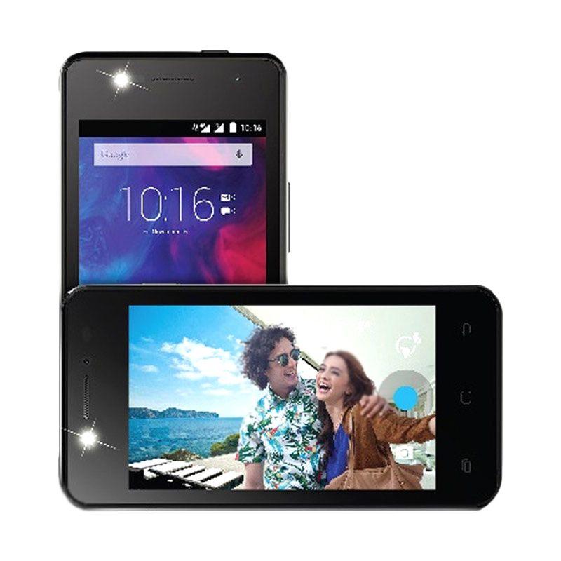 Smartfren Andromax Ec 4G Black Smartphone
