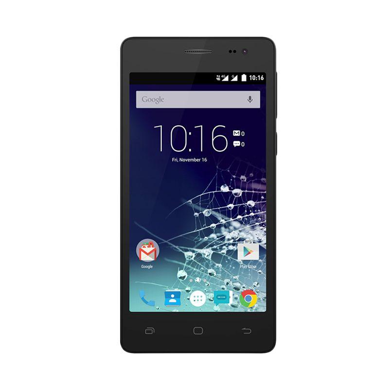 Smartfren Andromax Q 4G Black Smartphone