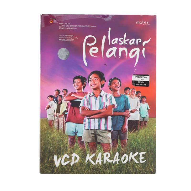 Trinity Optima Production Laskar Pelangi Karaoke VCD Musik