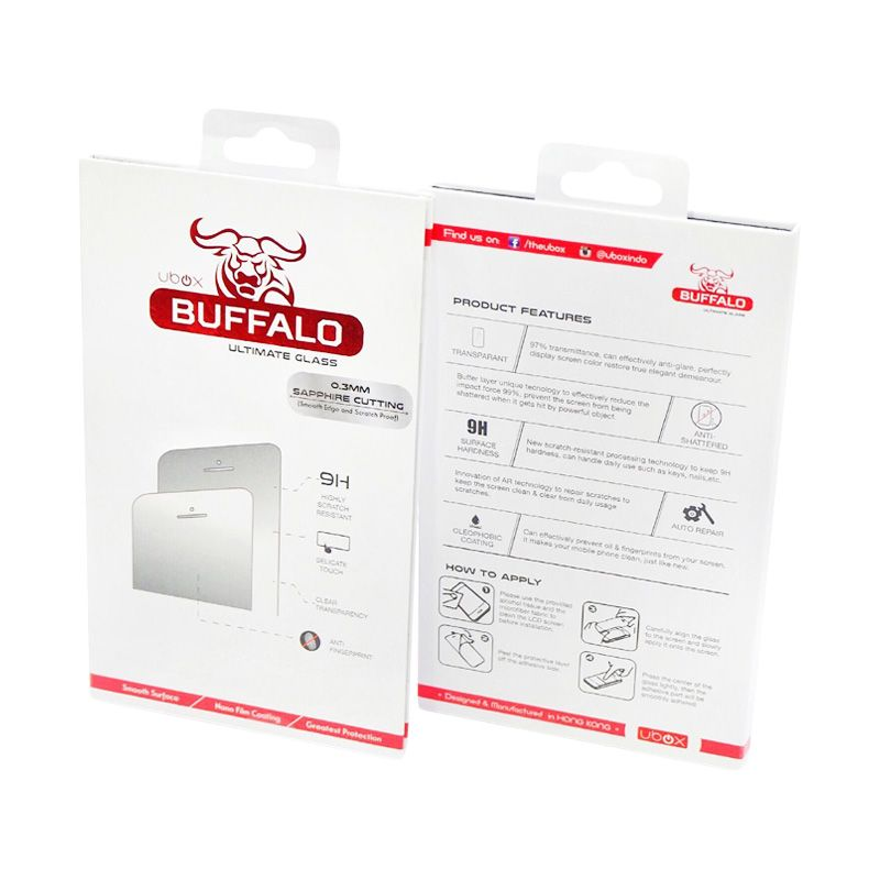 UBOX Buffalo Tempered Glass Screen Protector for Oneplus 2
