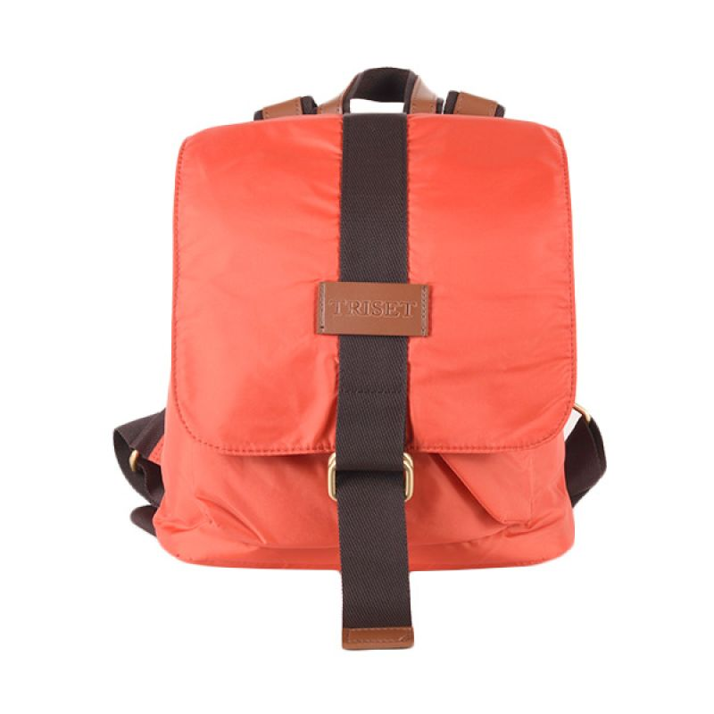 Triset Nylon 004 TB40004001400 Orange Backpack
