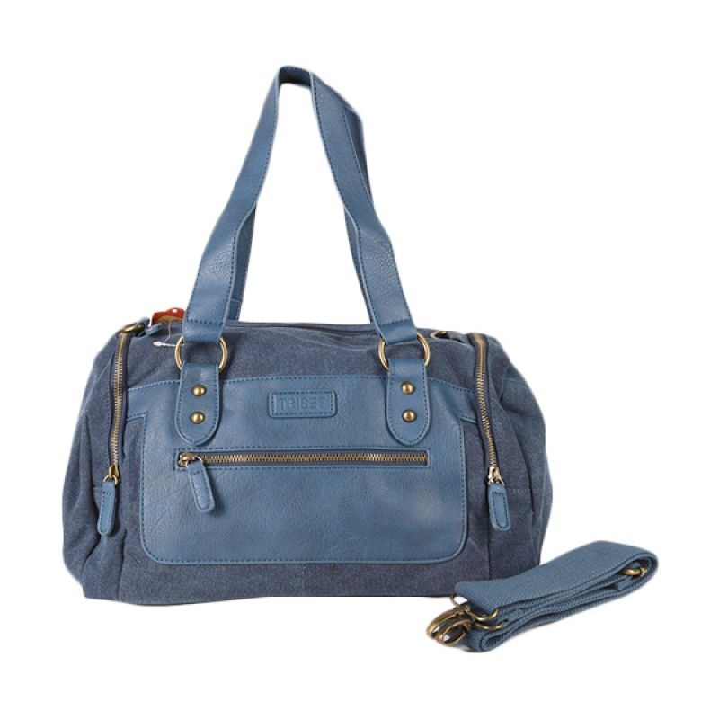Triset Bags Multi Purpose 120 TB90120092700 Navy Shoulder Bag