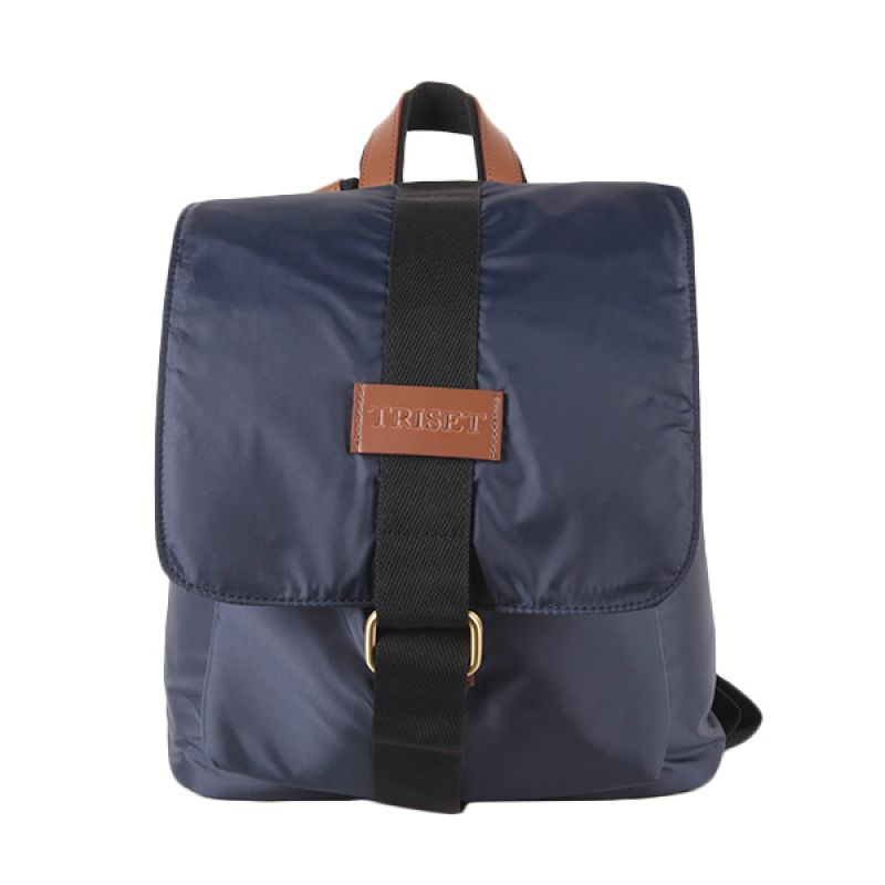 Triset Bags Nylon 004 TB40004002700 Navy Backpack