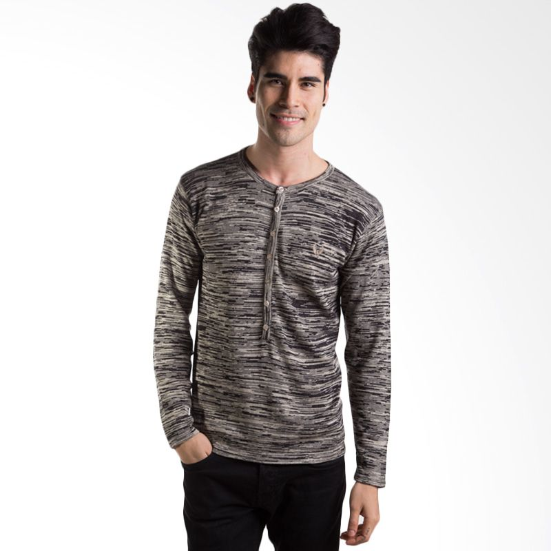 Man Club MOP4315B3 Black Sweater Pria