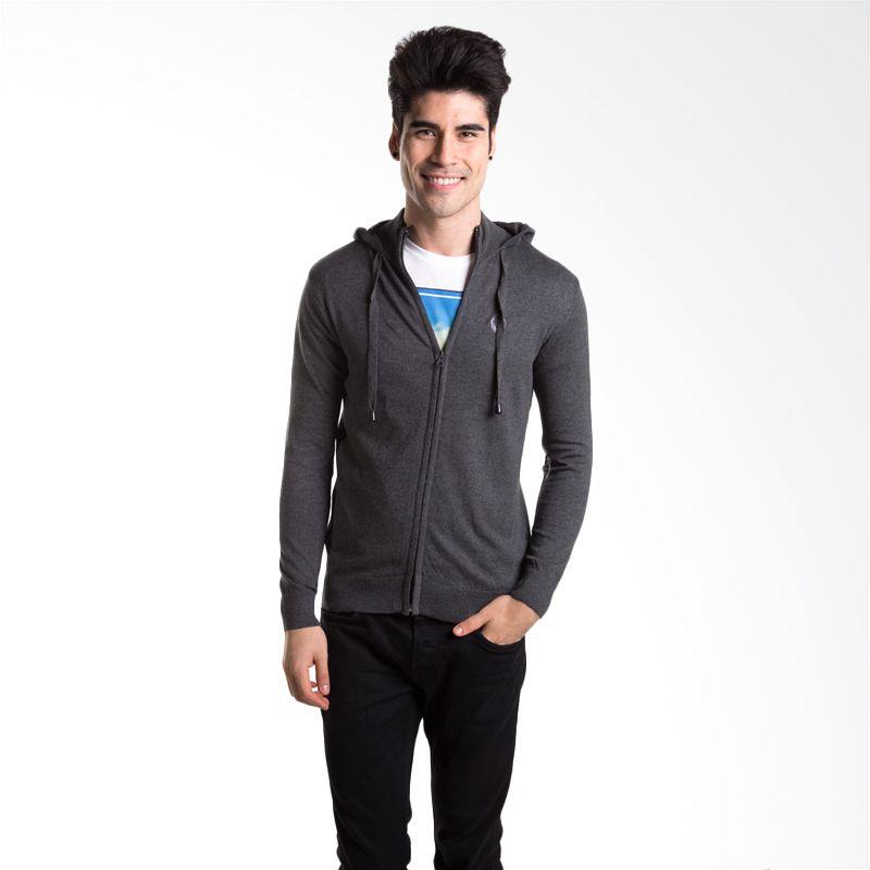 Man Club MOP4421G3 Dark Grey Sweater Pria