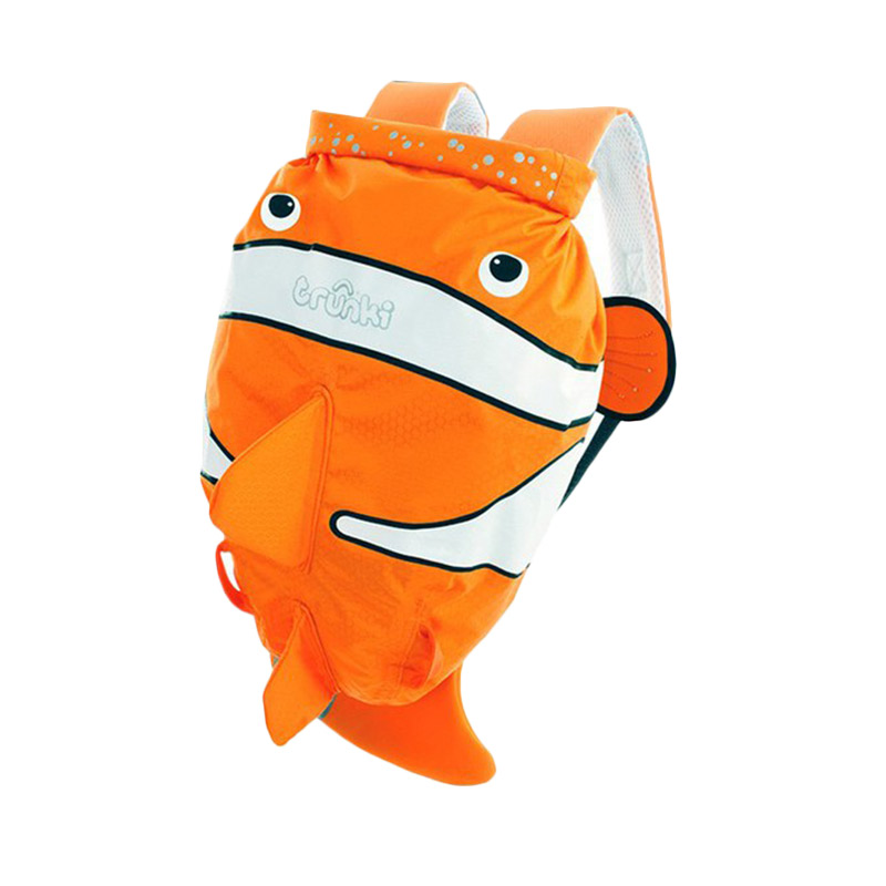 Trunki Paddlepak Chuckles the Clown Fish Tas Anak