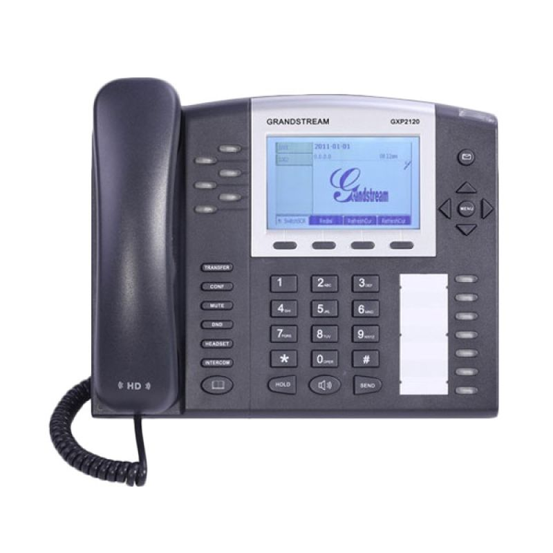 Grandstream IP-Phone GXP2120 Telepon