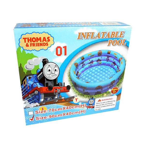 Chanel7 Thomas & Friends Pool Kolam Renang Anak [90 cm]