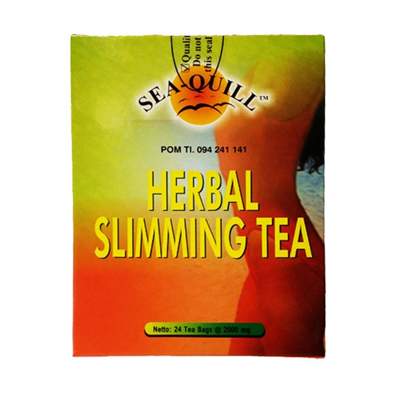 SEA - QUILL Herbal Slimming Tea