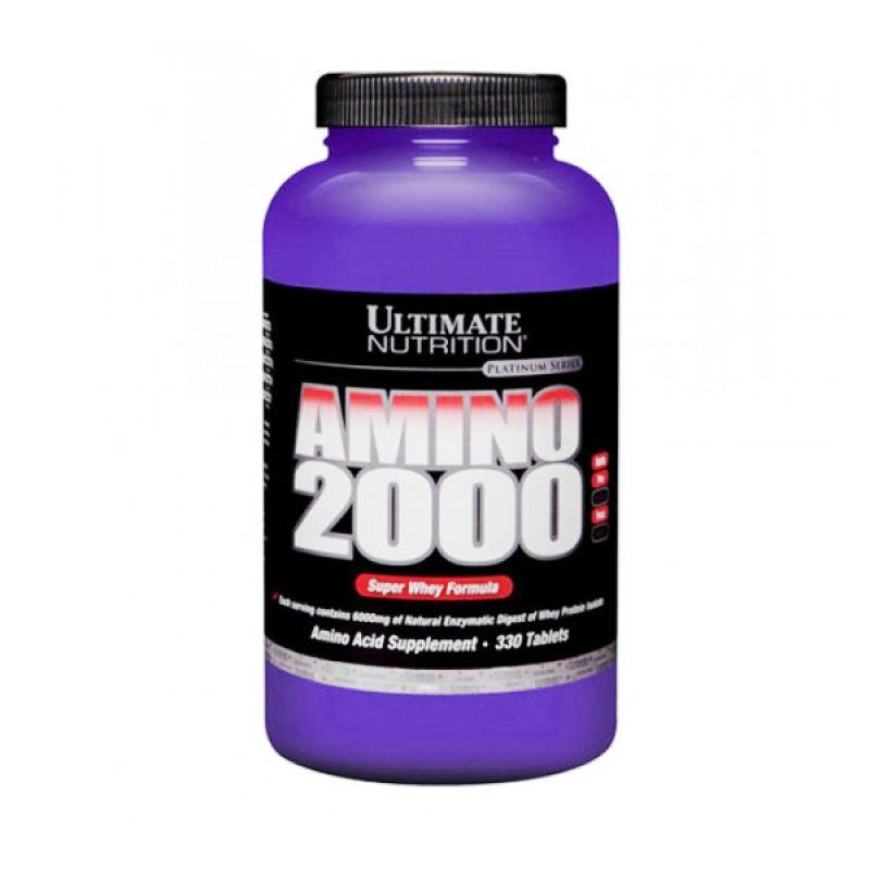 Ultimate Nutrition Amino 2000 (330)