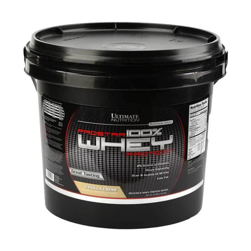 Ultimate Nutrition Prostar Whey Protein (10 lbs)Vanilla