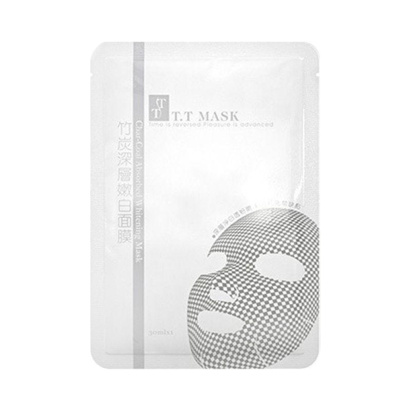 TTmask Charcoal Detox Brightening Masker Wajah