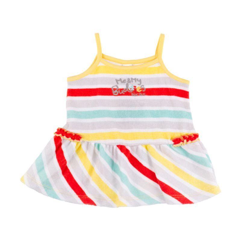 Tuc Tuc 44199 Towel Dress Me & My Buddies Dress Anak