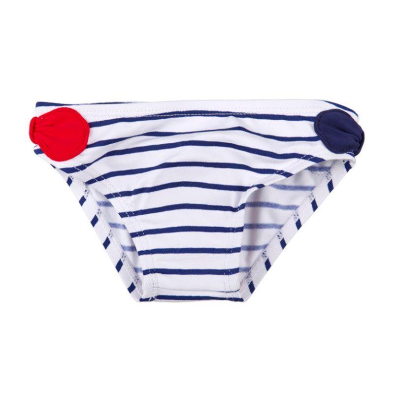 Tuc Tuc 44463 Striped Slip All Aboard Pakaian Dalam Anak Perempuan