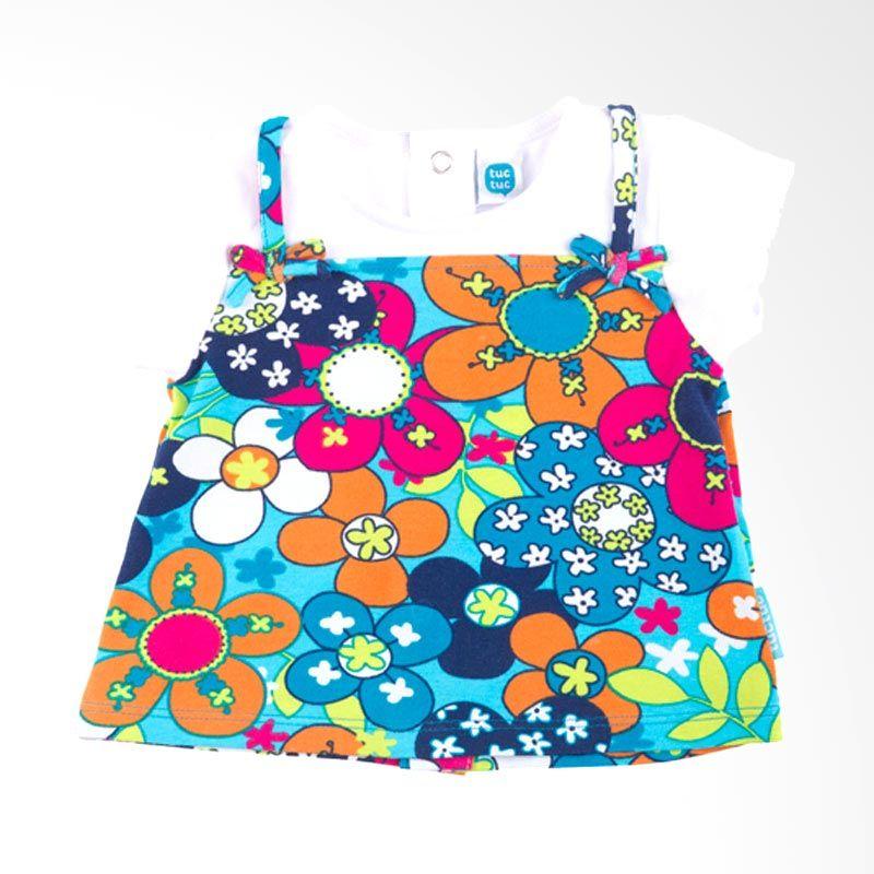 Tuc Tuc Printed Jellyfish 44398 Baju Atasan Anak Perempuan