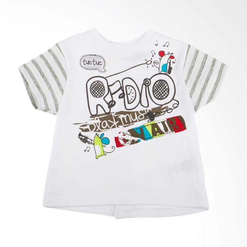 Tuc Tuc Radio 44294 Baju Atasan Anak Laki-Laki