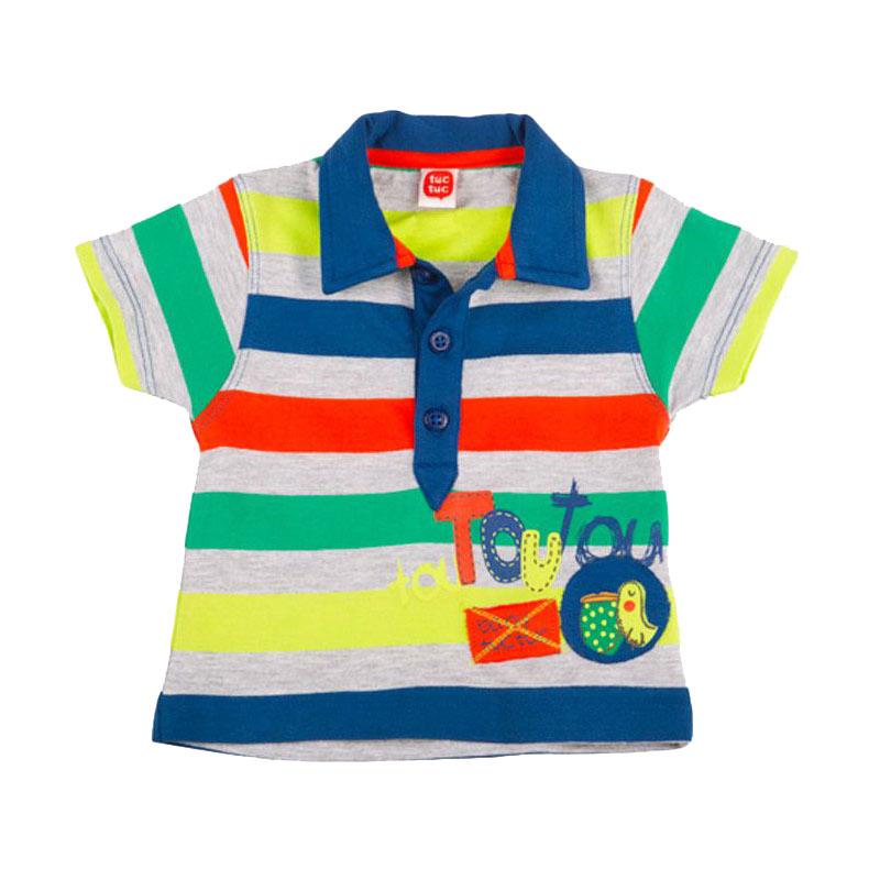 Tuc Tuc Striped Polo Pelicano 44257 Baju Atasan Anak Laki-Laki
