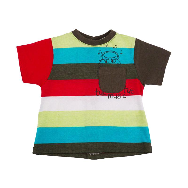 harga Tuc Tuc Striped Radio 44296 Baju Atasan Anak Laki-Laki Blibli.com