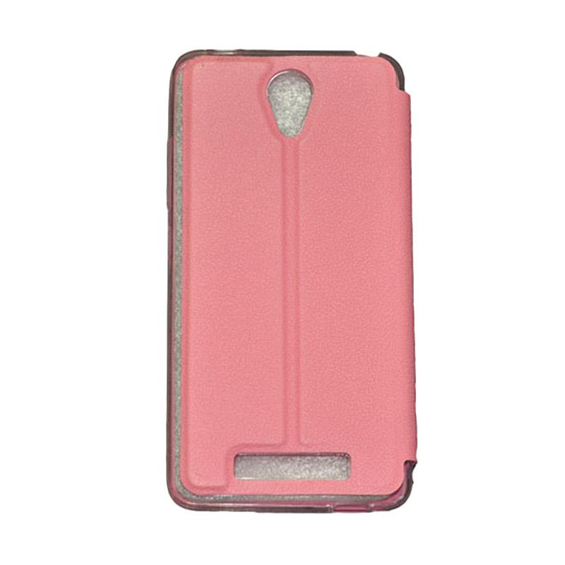 Tunedesign FolioAir Pink Casing for Xiaomi Redmi Note 2