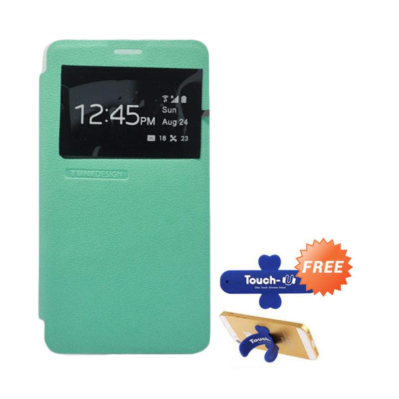 Tunedesign FolioAir Green Casing for Xiaomi Redmi Note 2