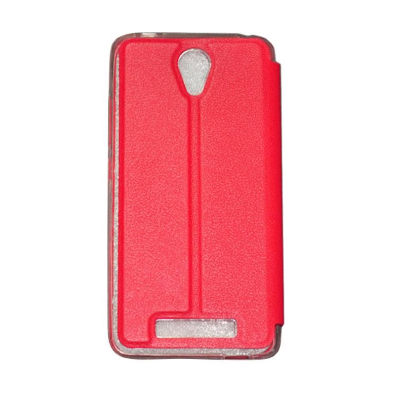 Tunedesign FolioAir Red Casing for Xiaomi Redmi Note 2