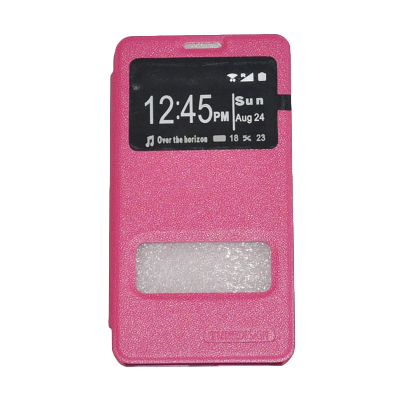 Tunedesign FolioShell Casing for Samsung Galaxy Core - Pink