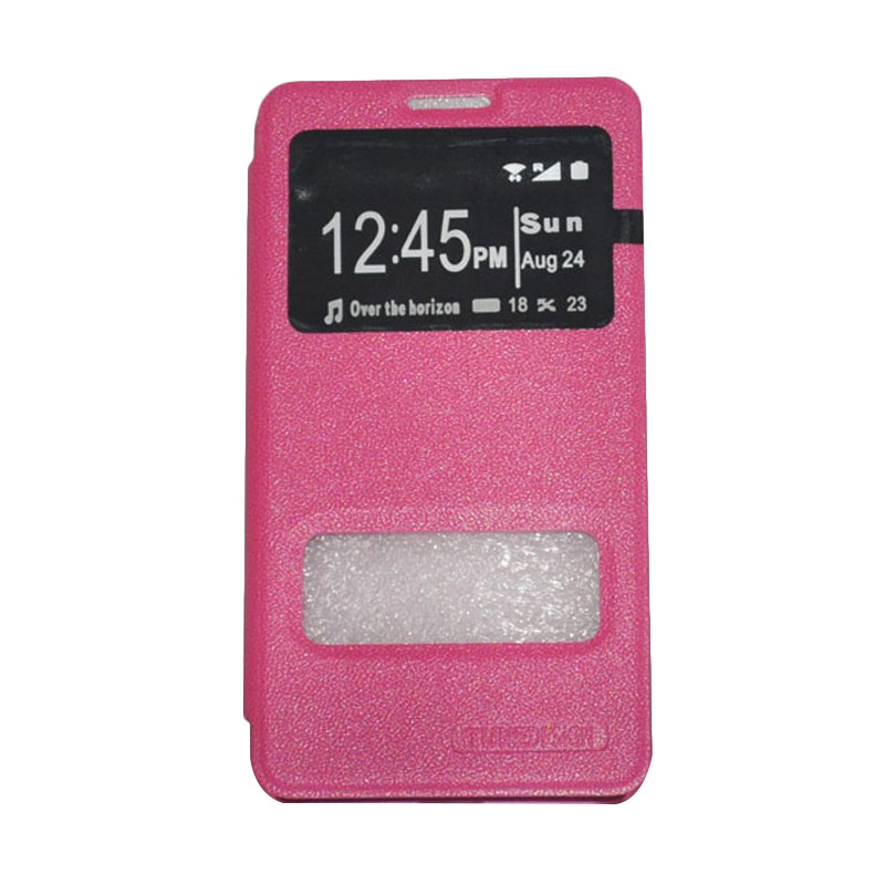 Tunedesign FolioShell Casing for Samsung Galaxy Mega 5.8 Inch - Pink