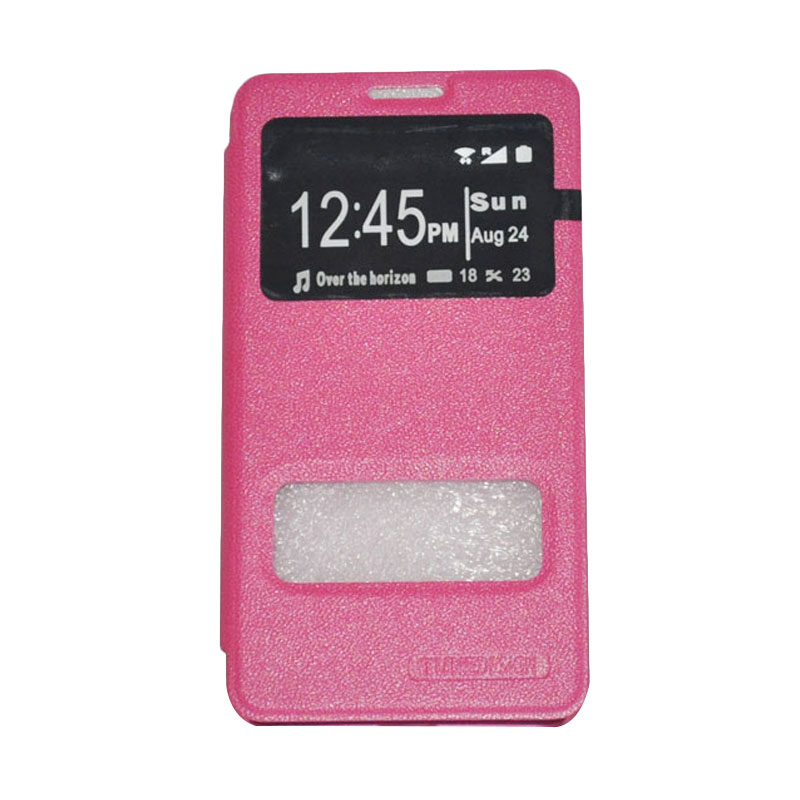 Tunedesign FolioShell Casing for Xiaomi M3 - Pink