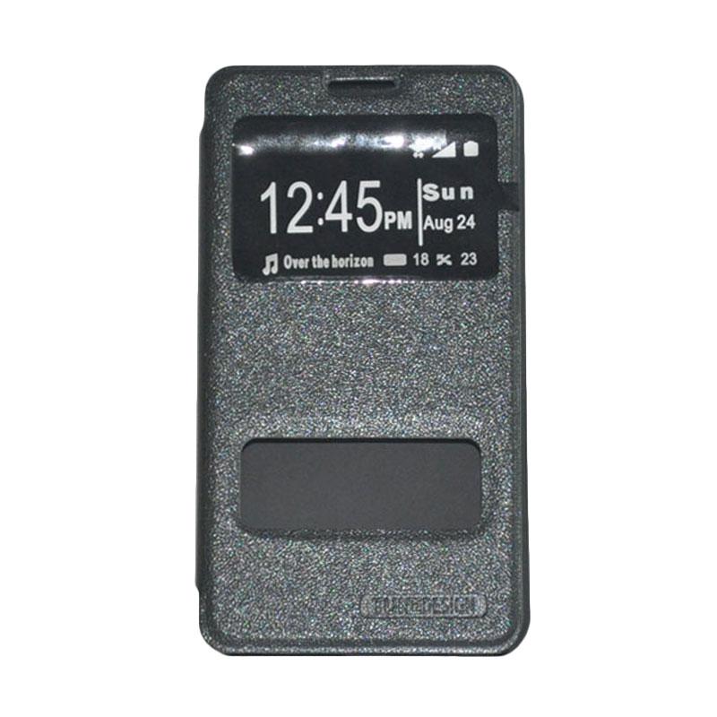 Tunedesign FolioShell Casing for Xiaomi Redmi - Black