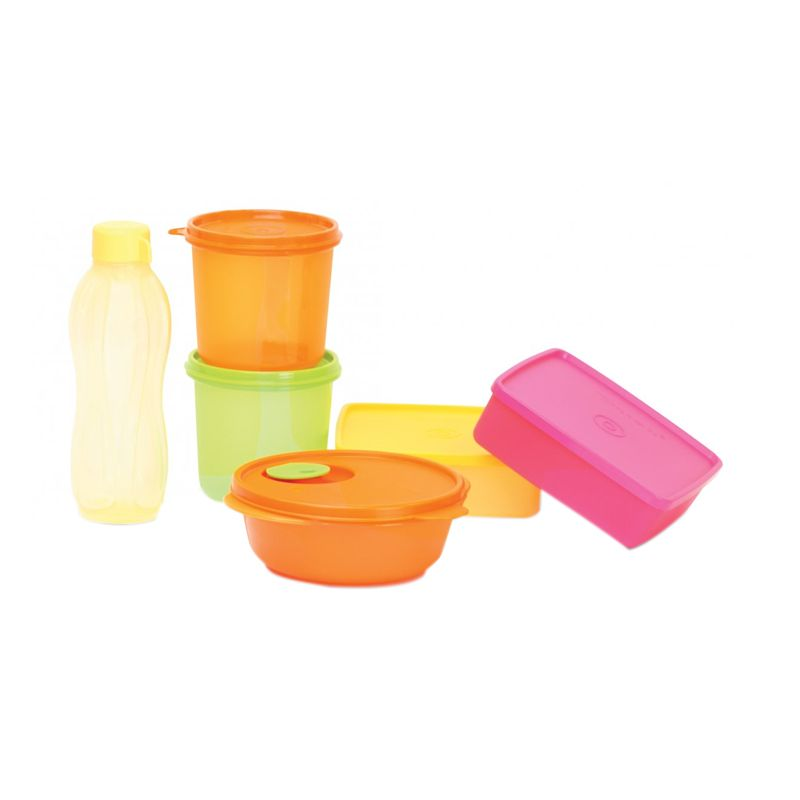 Tupperware First Delight Set Kotak Makan