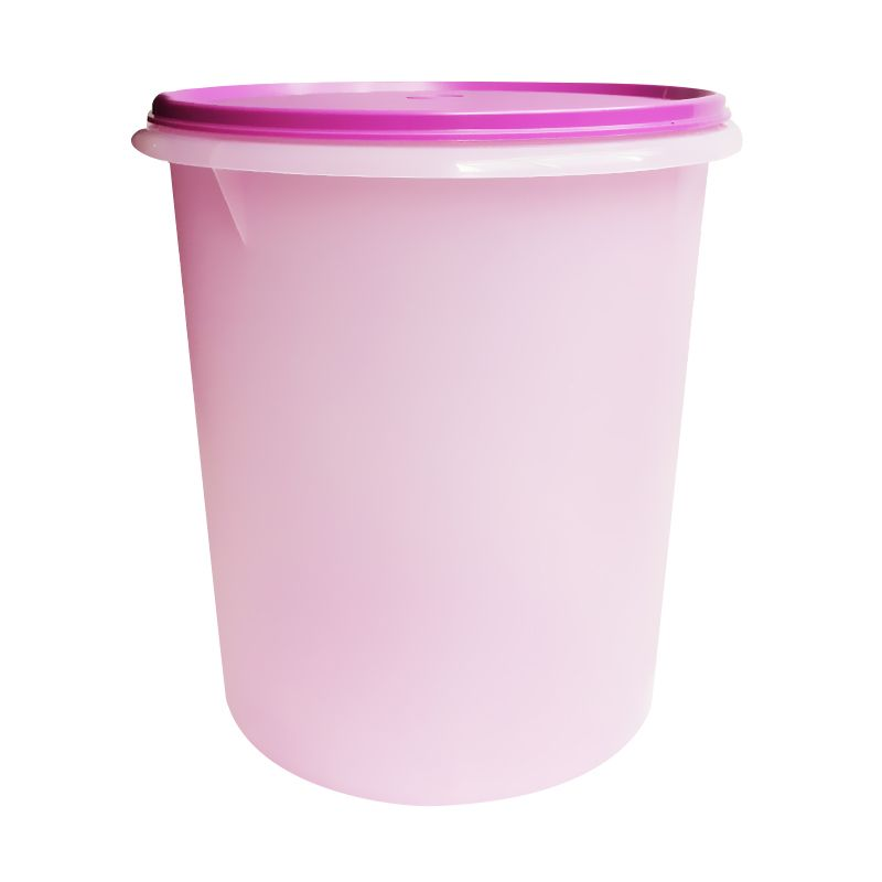 Tupperware Giant Canister Ungu Toples