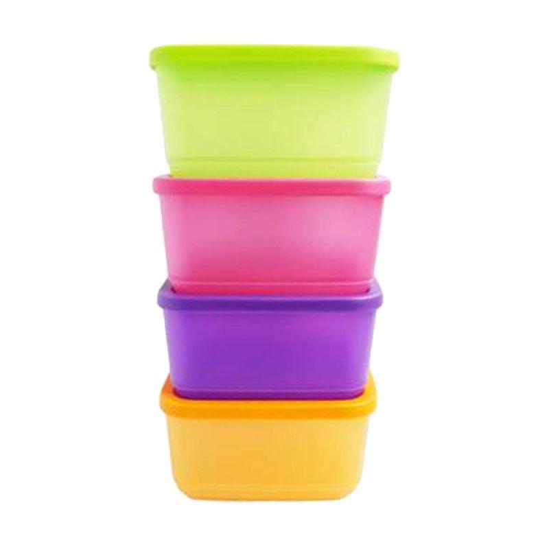 Tupperware Small Summer Fresh 4S Kotak Makan