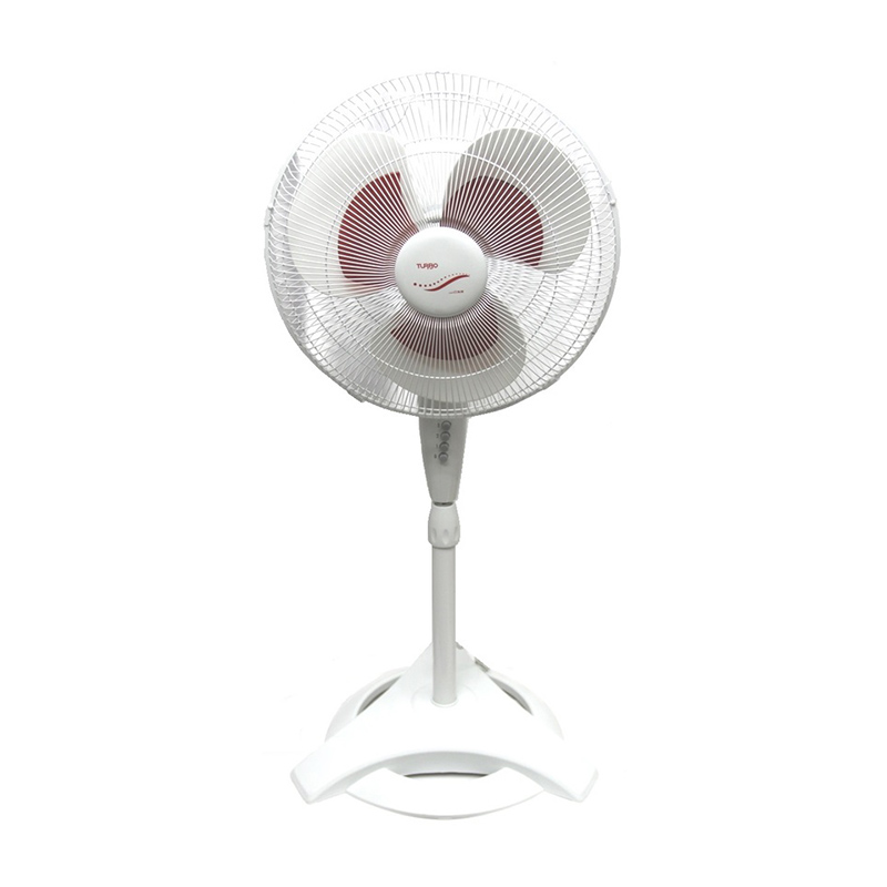 Turbo CFR 3086-1 Standing Fan with Net Grill [16 Inch]