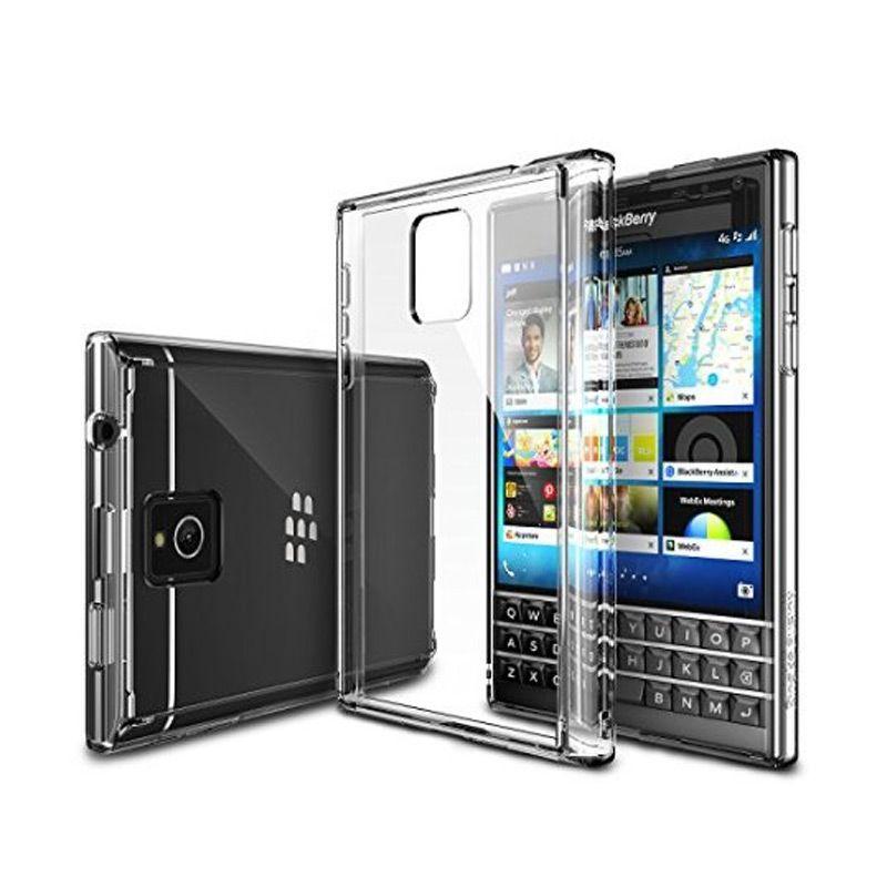 harga Rearth Ringke Fusion Crystal View Transparan Casing for Blackberry Passport Blibli.com