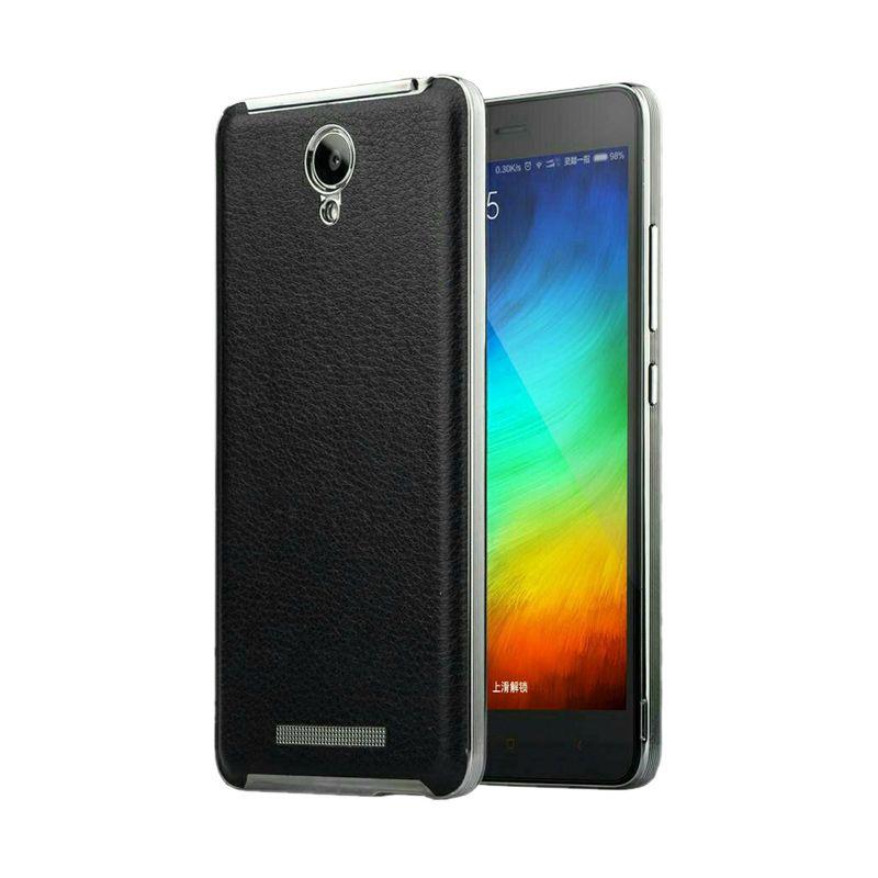 Twelve Accessories Black Casing for Redmi Note 2