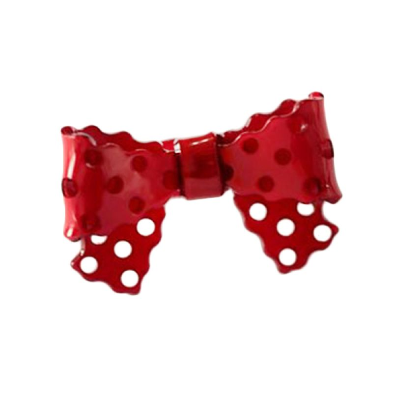 Twiinkles Colorful Bow Ring Red (5060002)